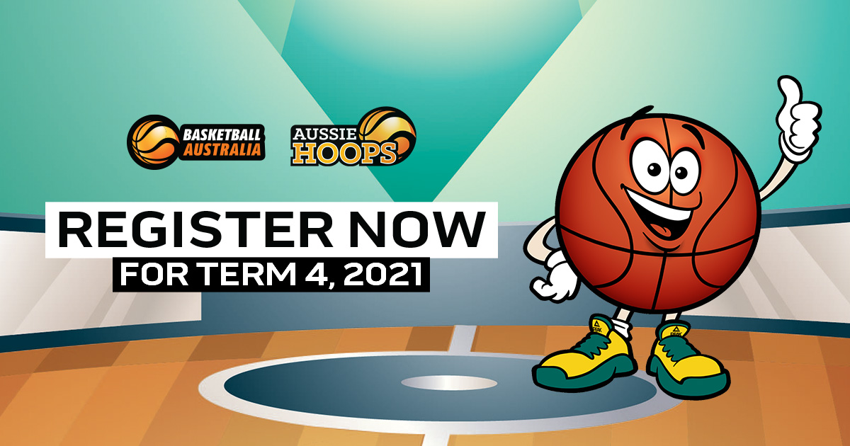 Aussie Hoops is back for Term 4