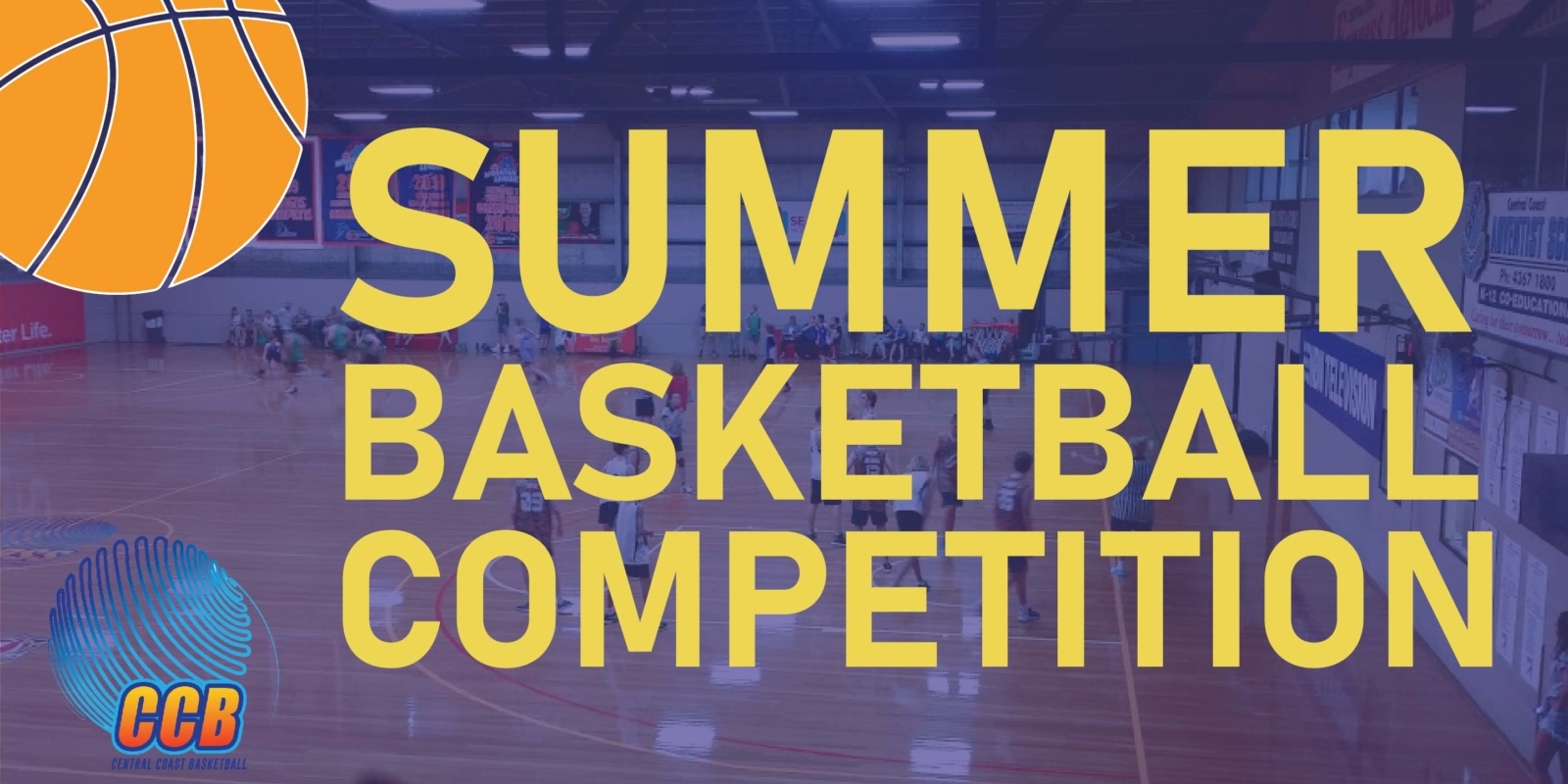 Nominations now open for Summer Basketball Competition 21/22